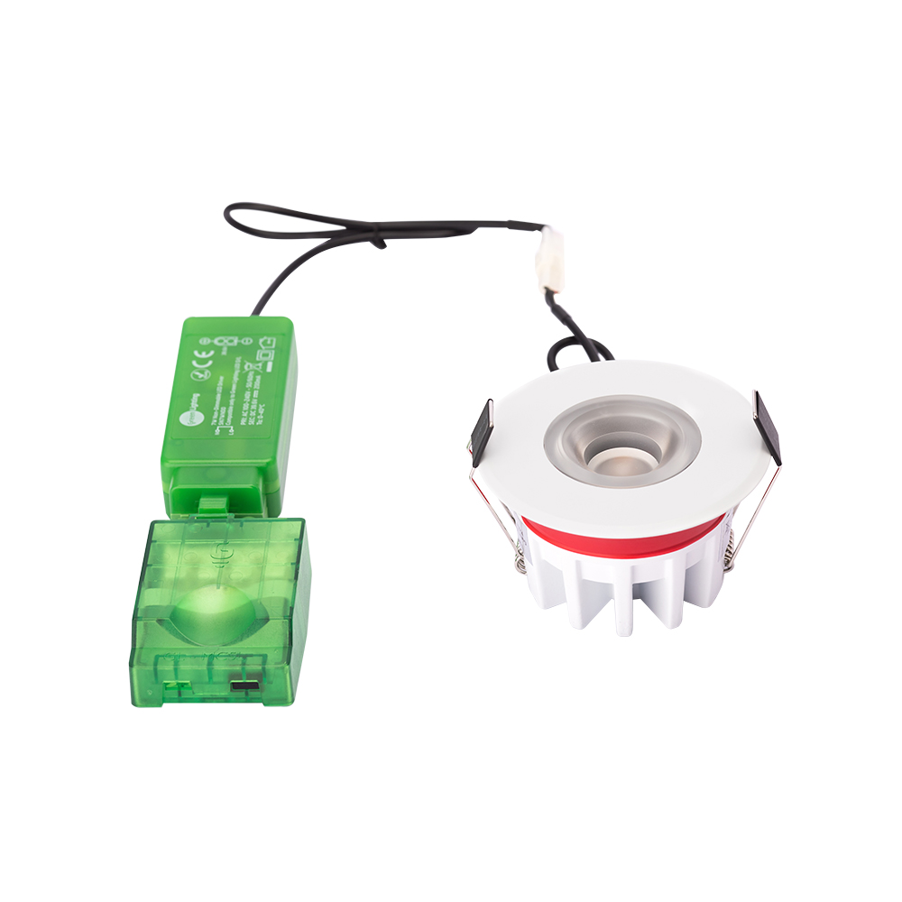 PRO800 8W D-Lux LED IP65 Downlight