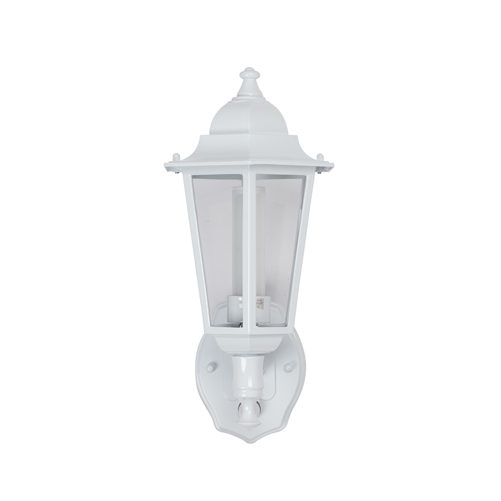 Gloss Finish Aluminium Traditional Lantern