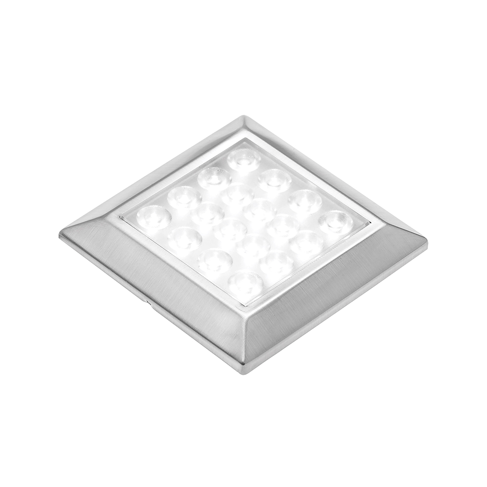 Square LED Under Cabinet Downlight