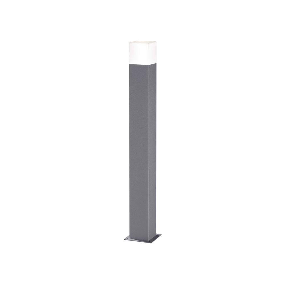 Hudson Tall Square Aluminium Bollard