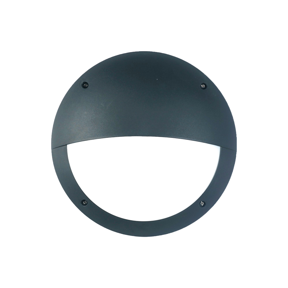 Eyelid LED Bulkhead W/Photocell