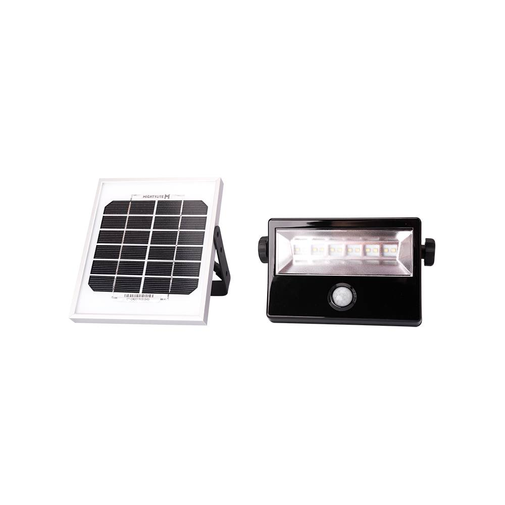 Intelligent Solar LED Floodlight