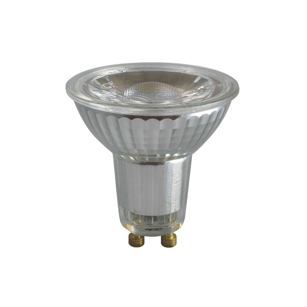 LED Glass GU10 COB Dimmable & Non-Dimmable