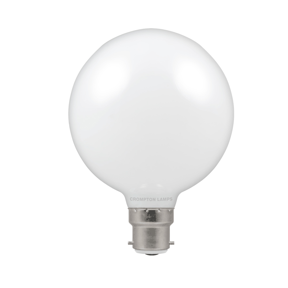 LED Globe Dimmable BC