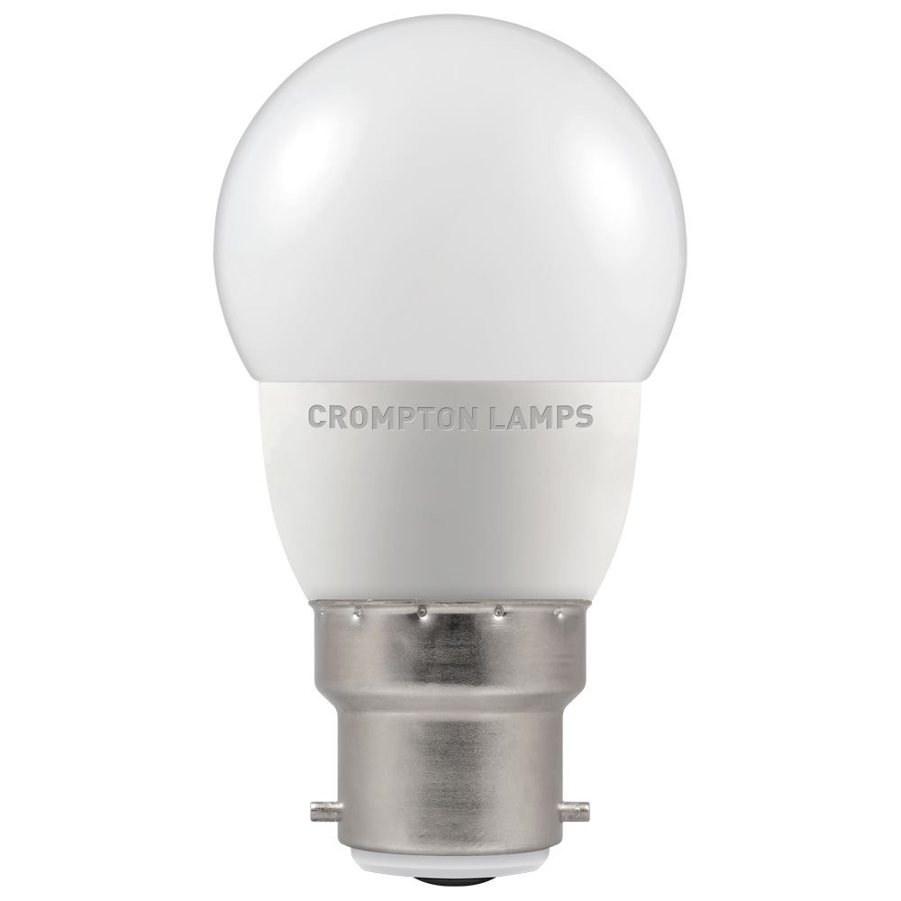 LED Round Non-Dimmable BC