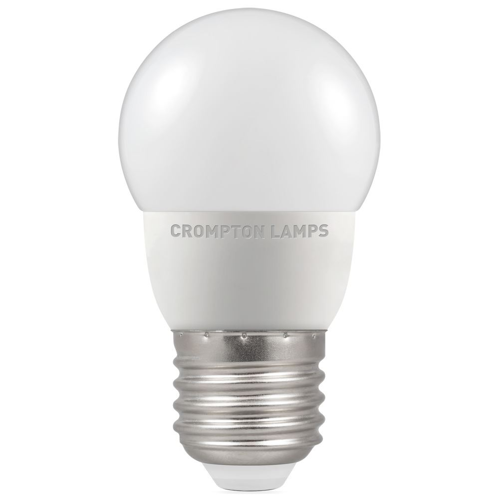 LED Round Non-Dimmable E27