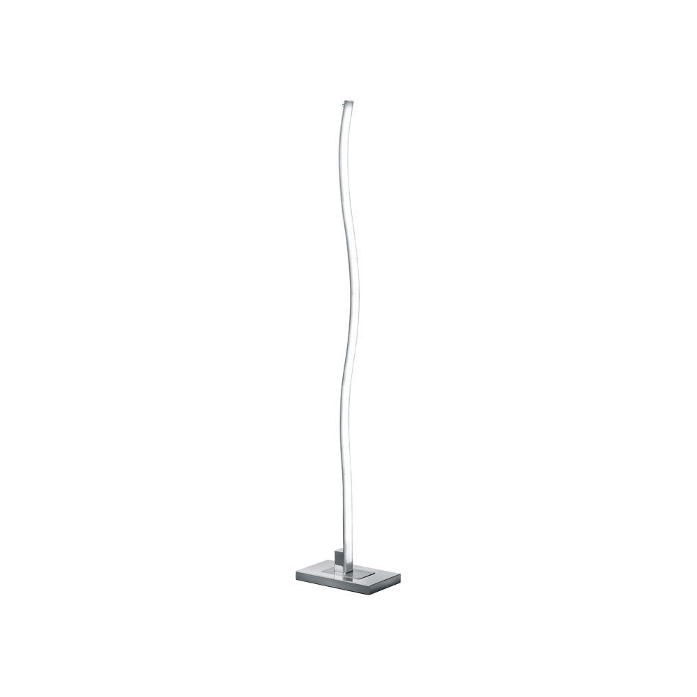 Marius Wave LED Floor Lamp