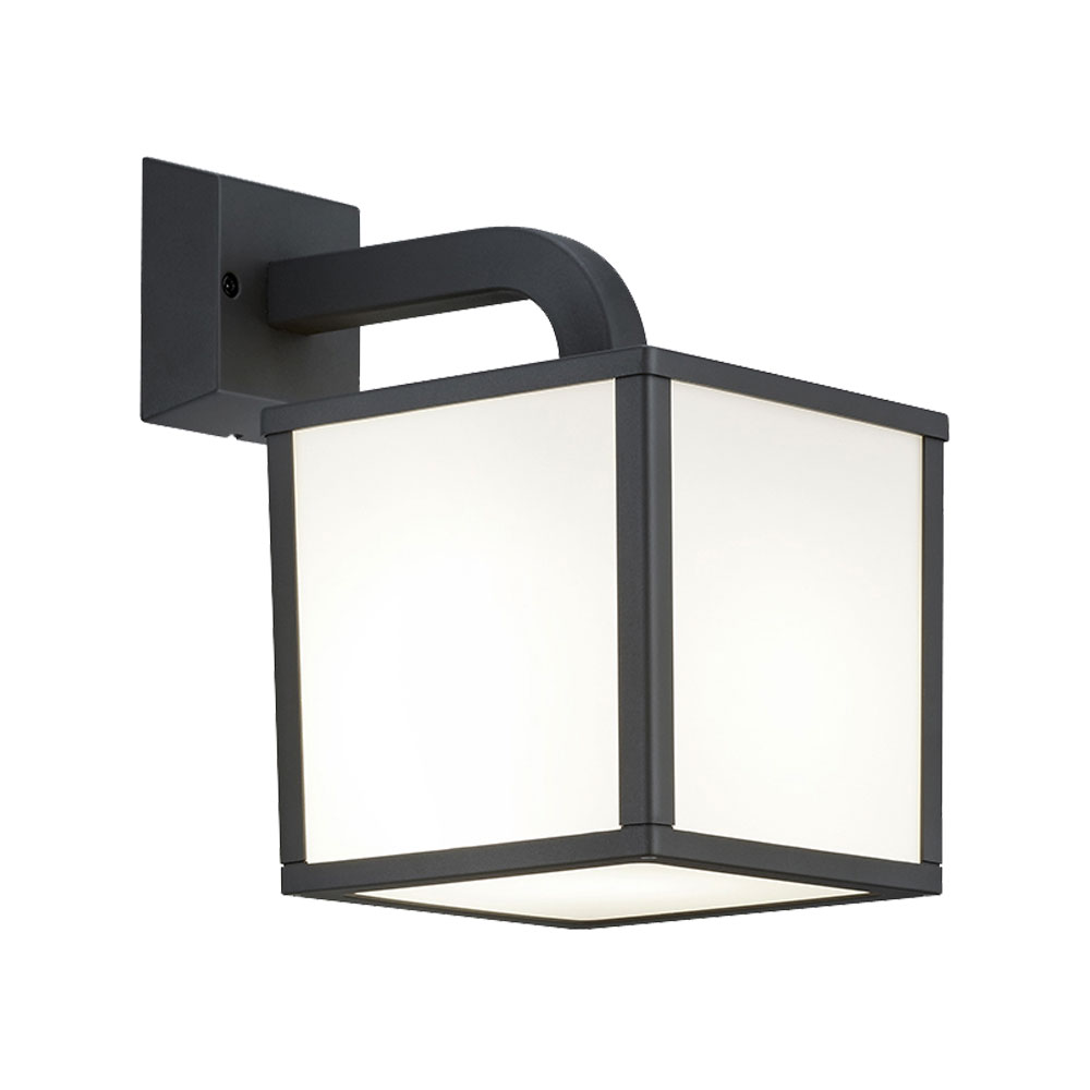 Cubango Cube Hanging Wall Light