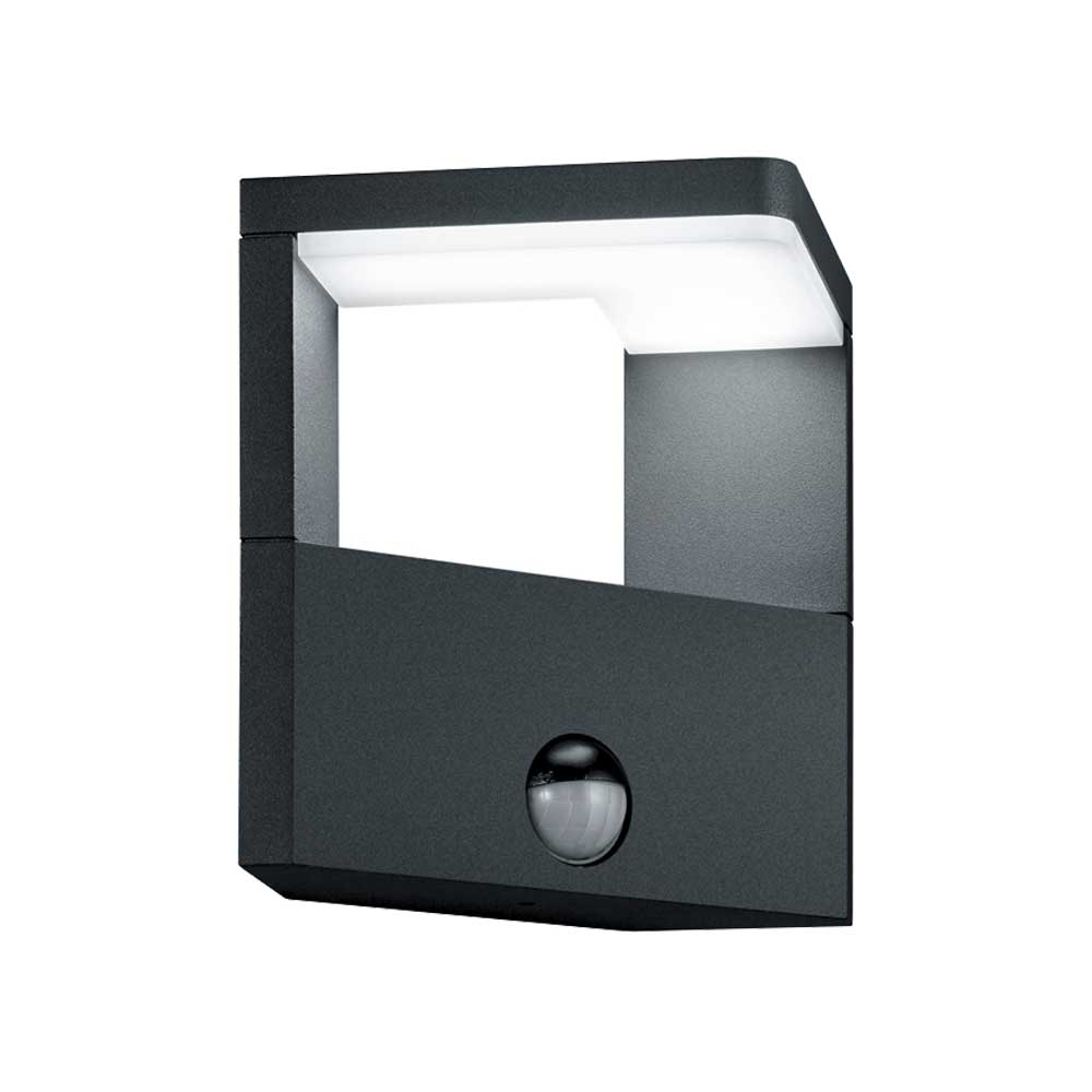 Ganges LED Wall Light With PIR