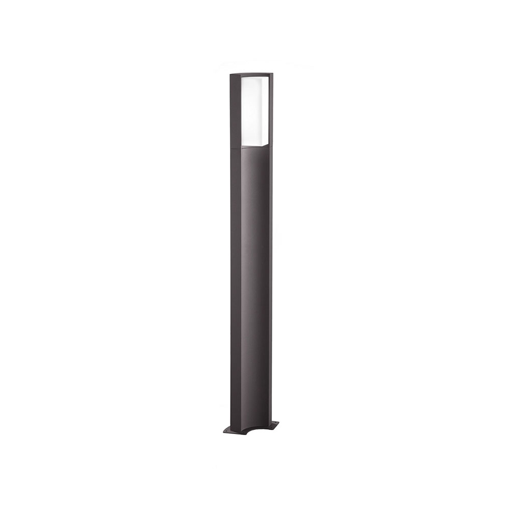 Suez Tall Curved LED Bollard