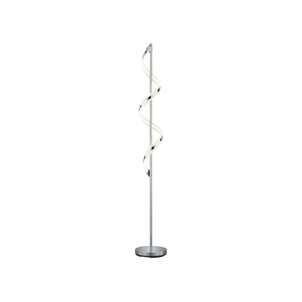 Sydney Twisted LED Floor Lamp