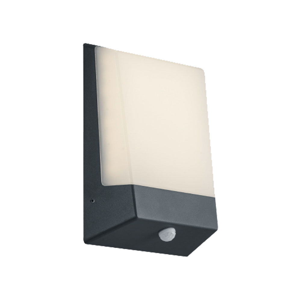 Kasai LED Wall Light With Photocell
