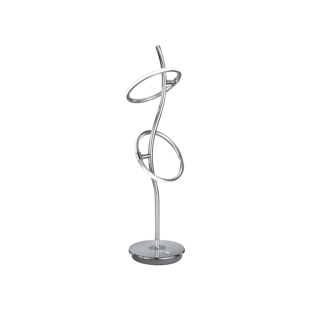 Olympus Two Ring LED Table Lamp