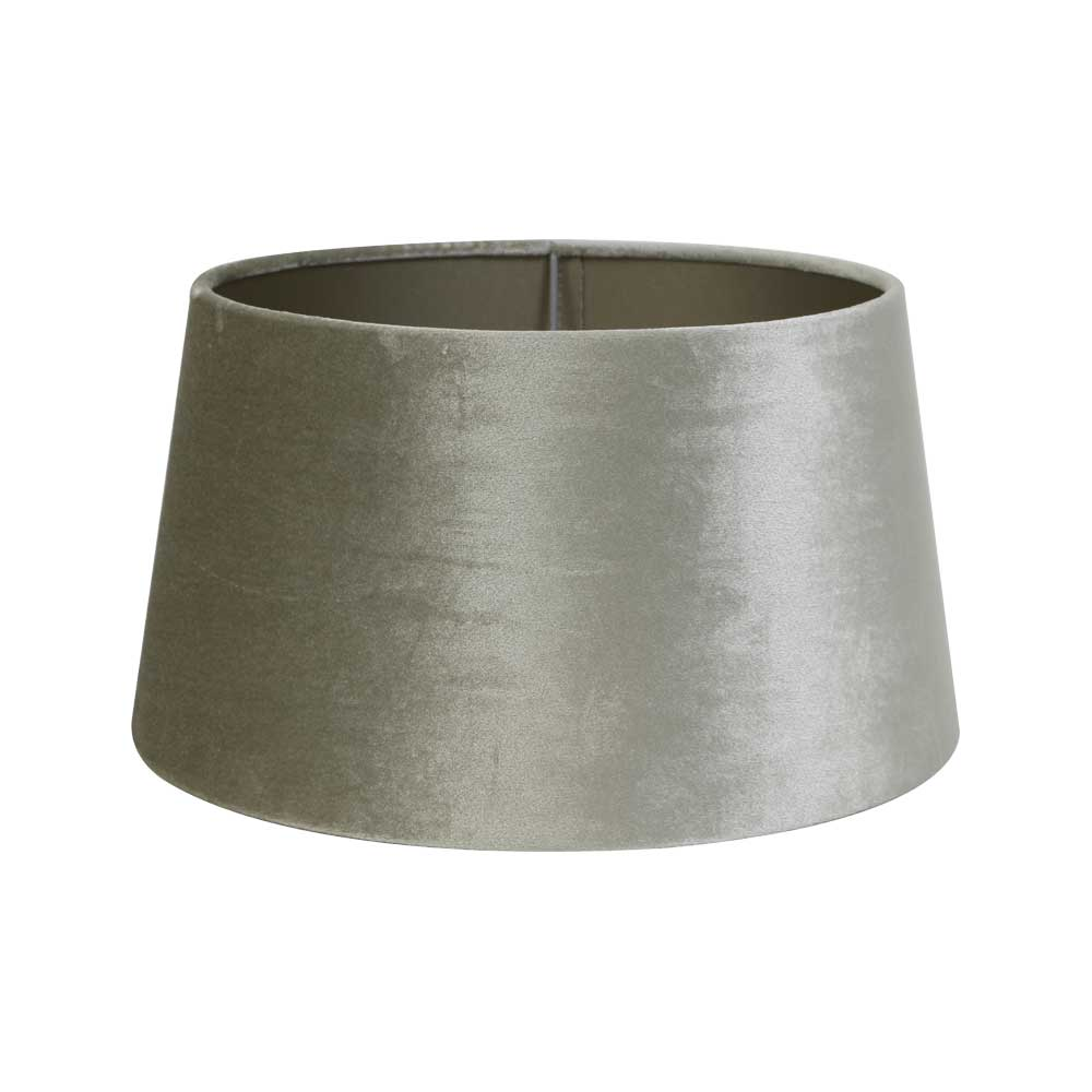 Extra Small Zinc Round Textile Shade