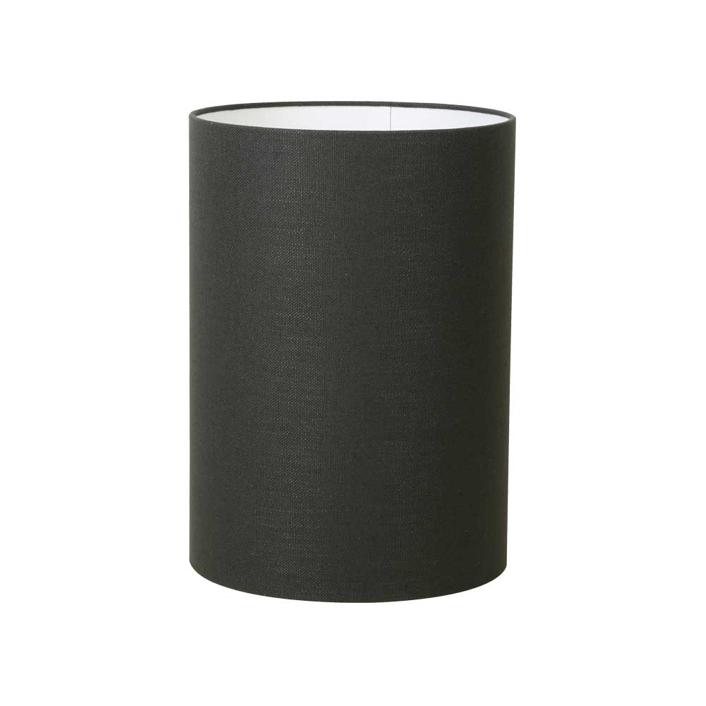 Tall Cylinder Textile Shade