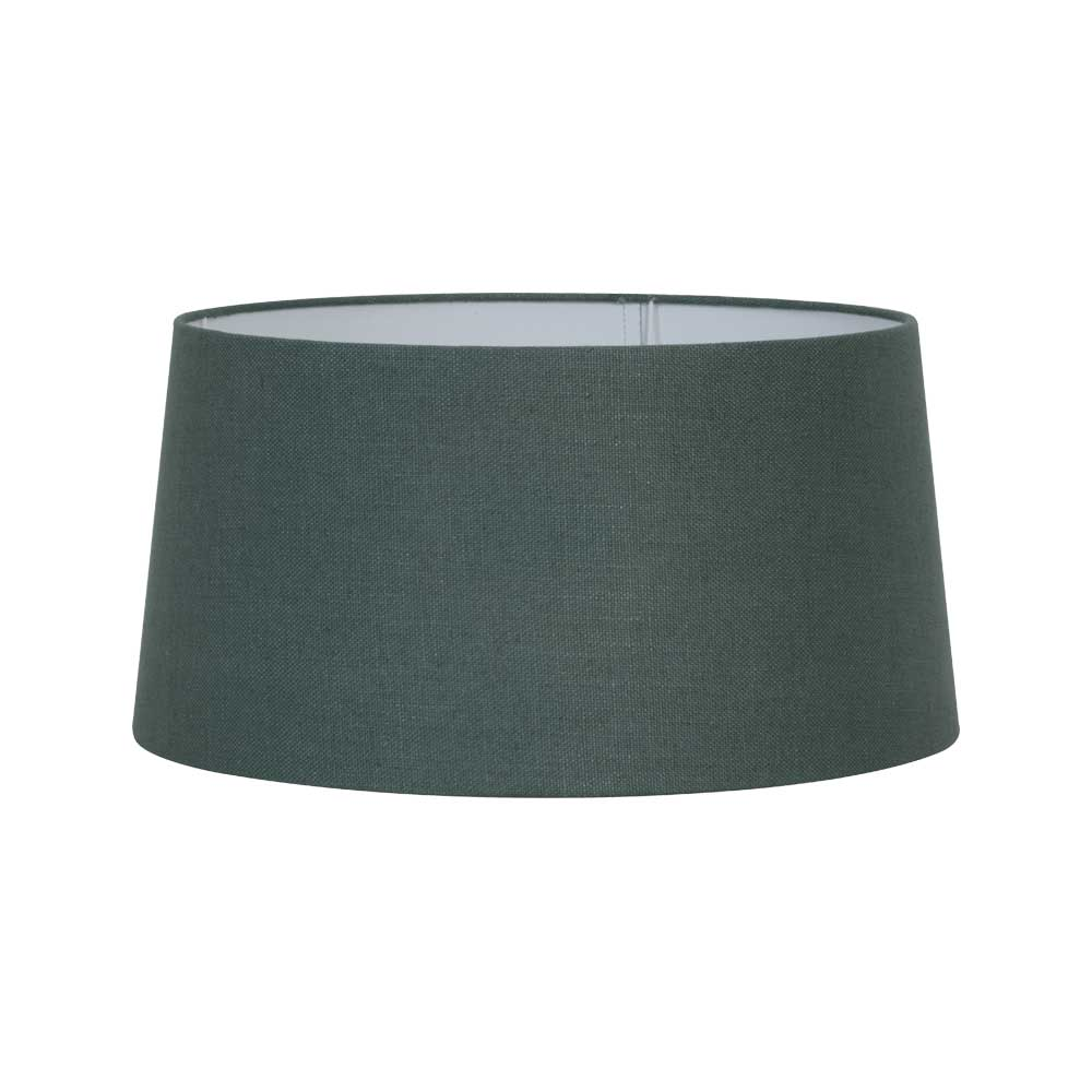 Extra Large Wide Livigno Round Textile Shade