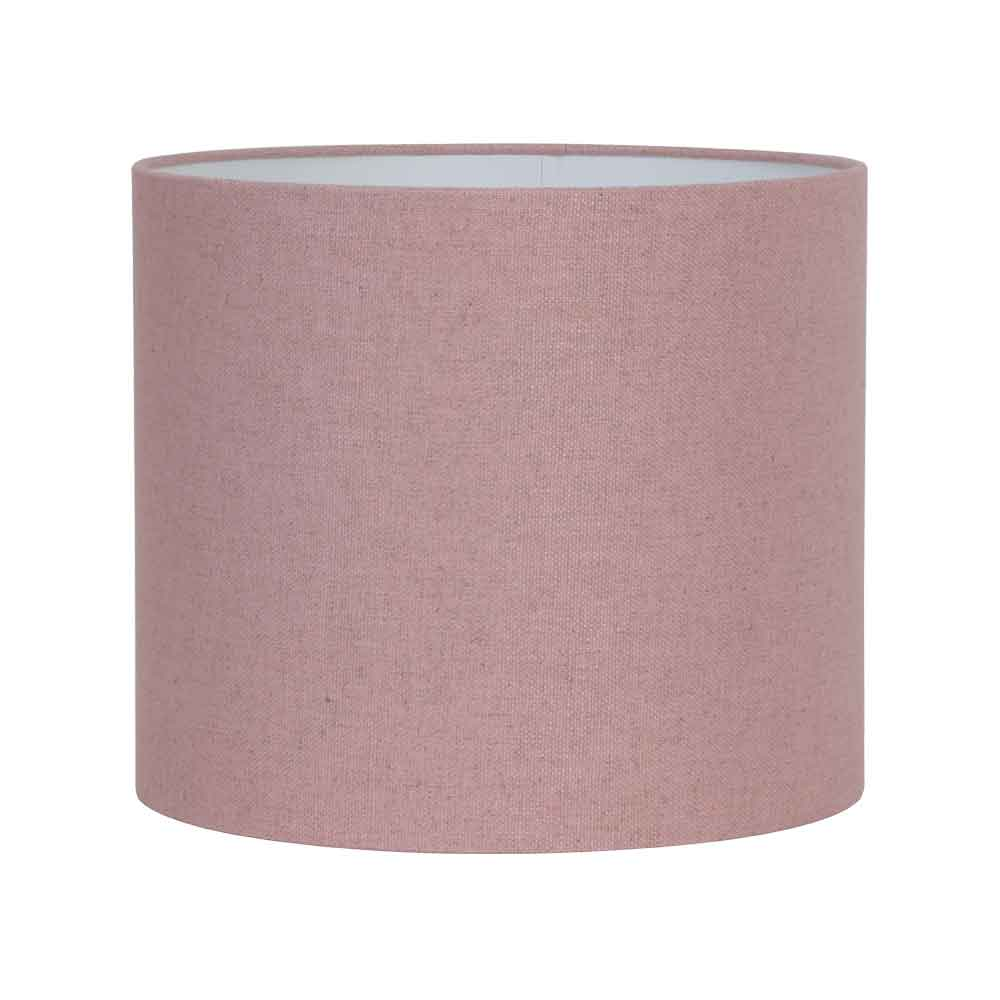Tall Large Cylinder Textile Shade
