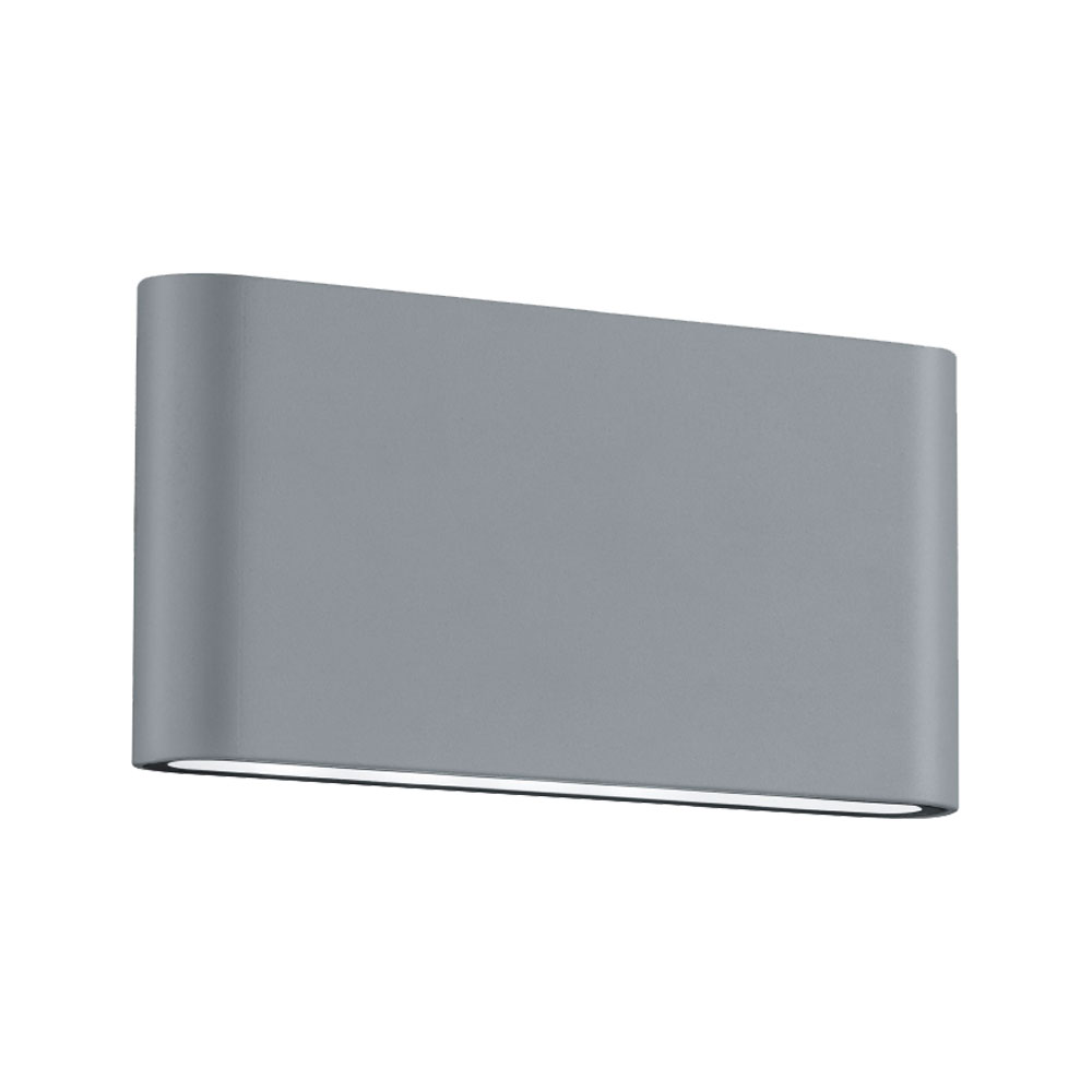 Thames II Large Thin Up & Down LED Wall Light