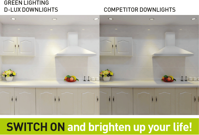 Green Lighting D-Lux Downlights LED Lighting Downlight, Downlights: your guide to making the right choice