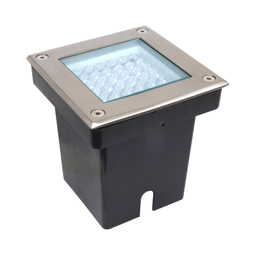 LED 2.9W Squared Ground Light