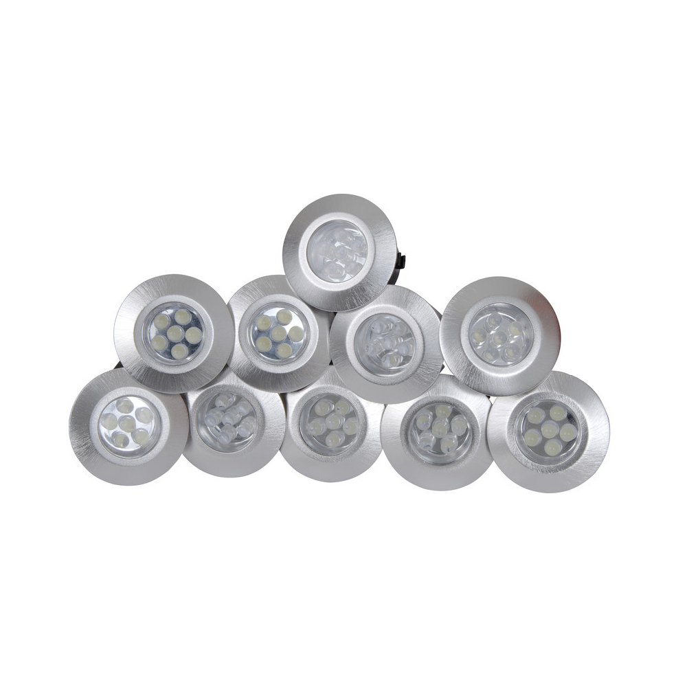 LED Deck Light Plug & Play Kit - Pack Of 10