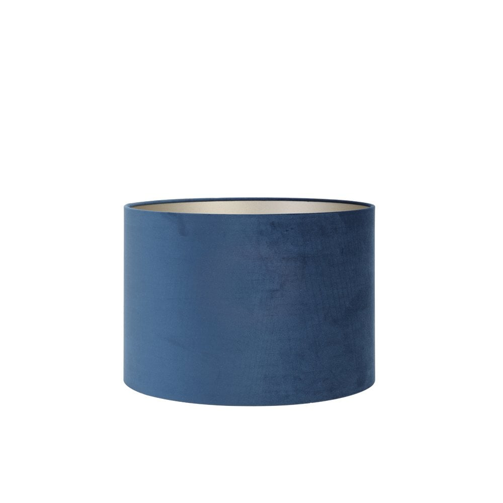 Velours Petrol Blue Shade