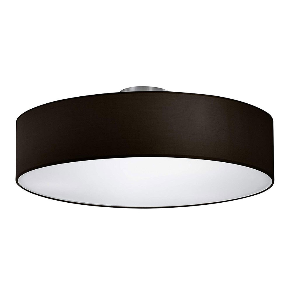 Black Hotel Ceiling Light