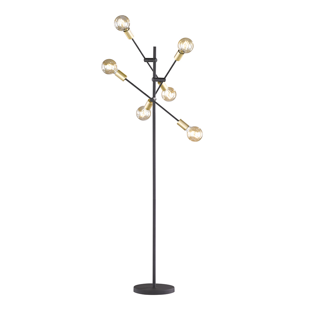 Cross Floor Lamp