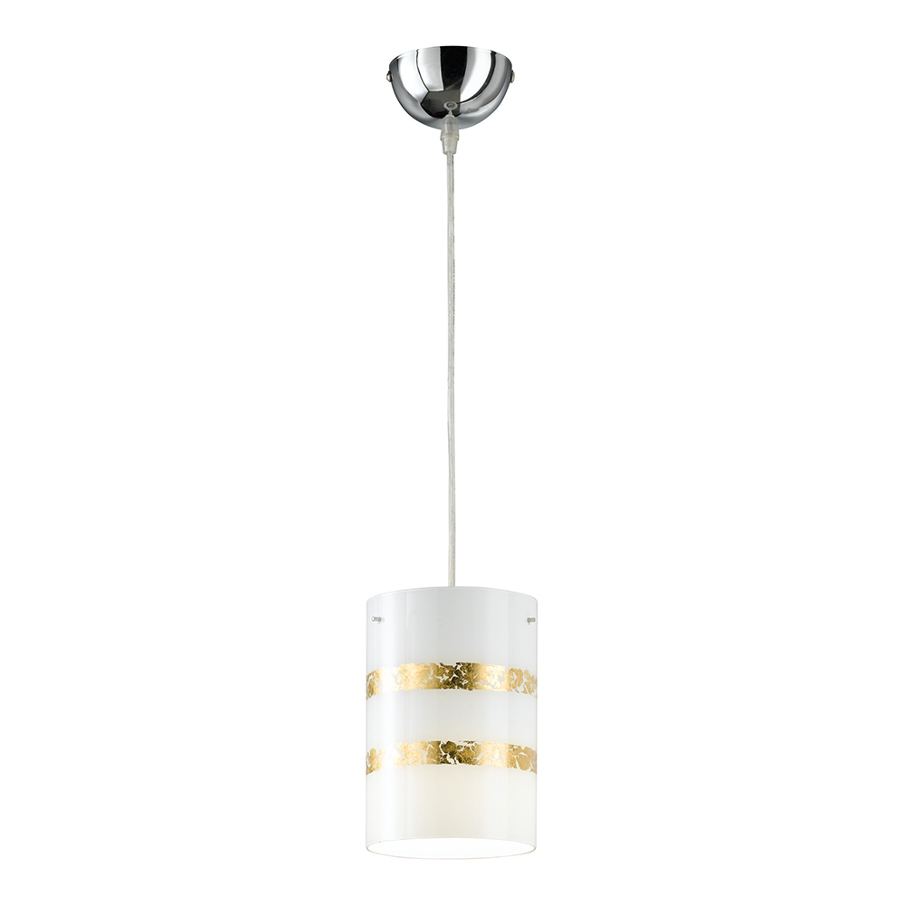 Nikosia Single Drop Pendant