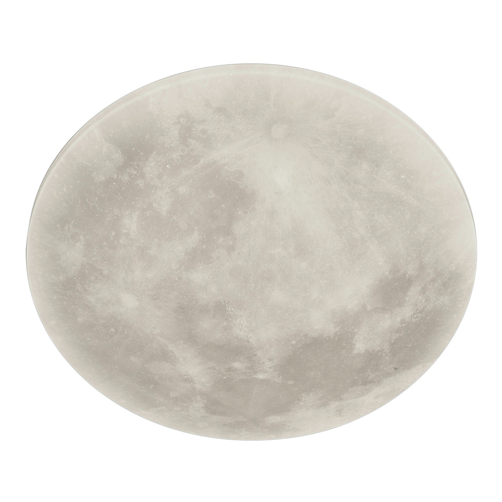Small Lunar Ceiling Light