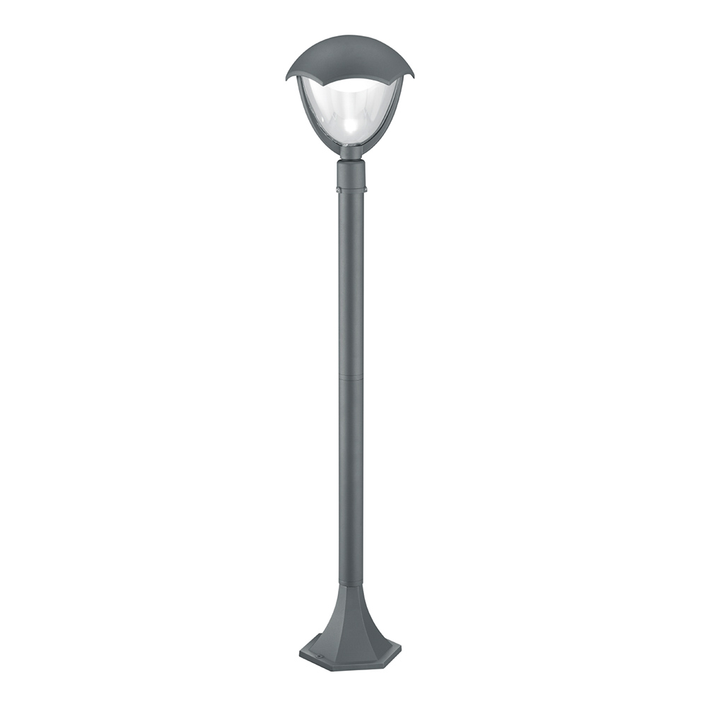 Gracht Anthracite Bollard