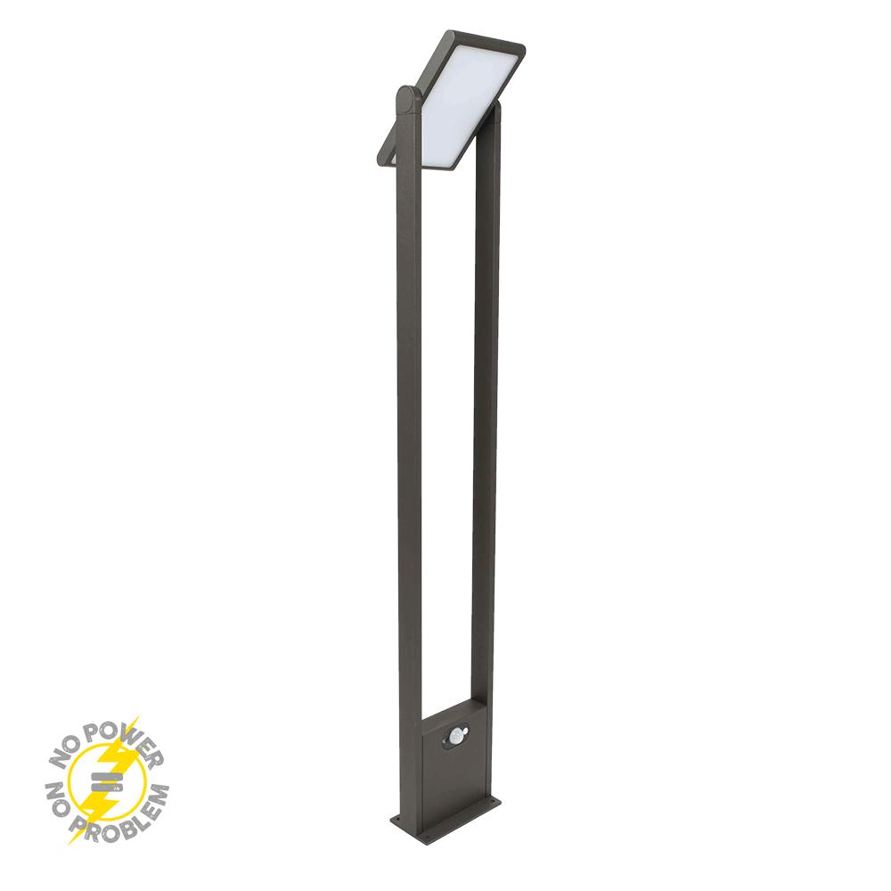 LED Solar Bollard